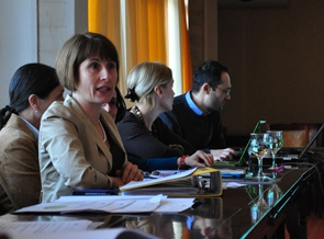 Intalniri la Baia Mare si Piatra Neamt, pentru implicarea autoritatilor in sprijinirea serviciilor destinate pacientilor cu TB