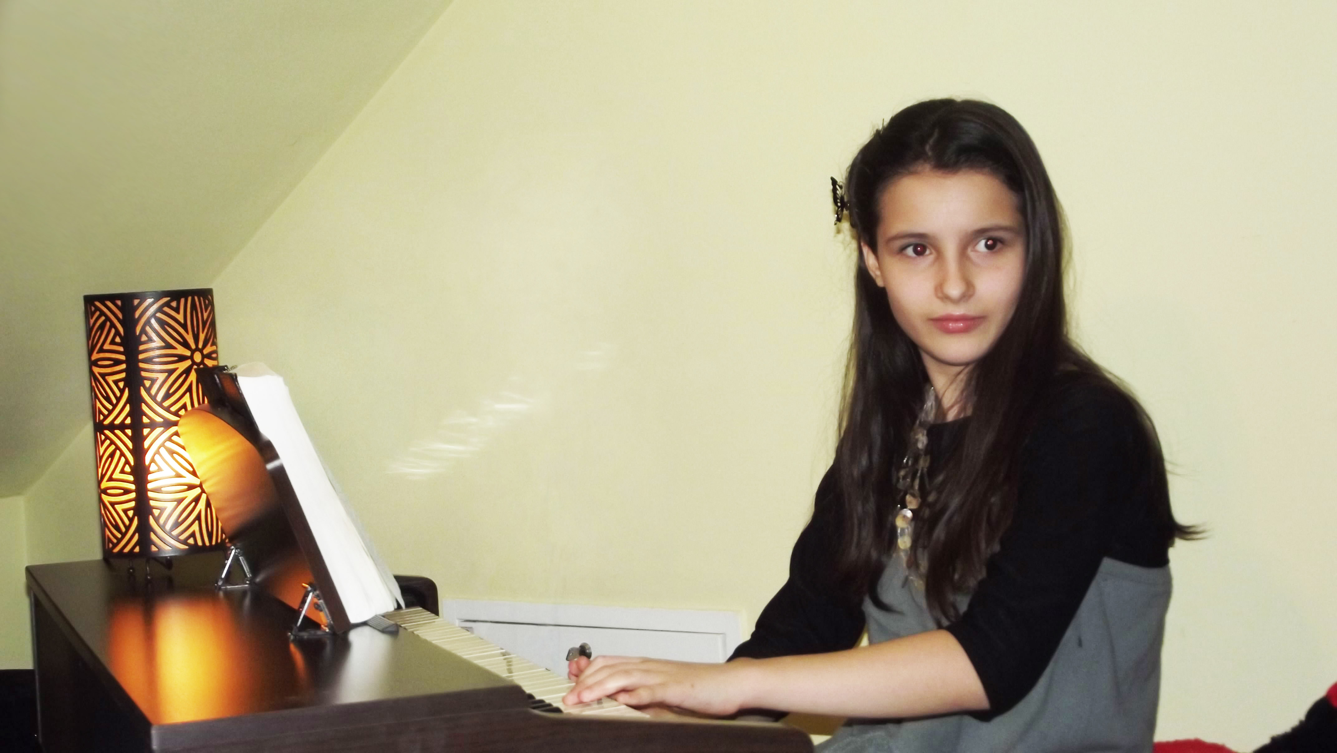 Mara Pruna si invitatii sai – concert de pian, clarinet si vioara, pe 2 Aprilie, la Biblioteca Nationala